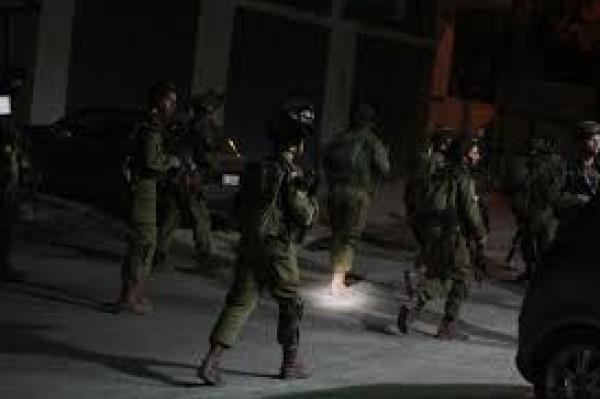 Photo of قوات الاحتلال الإسرائيلي اعتقلت شابا بعد إصابته بالرصاص في مدنية بيت لحم