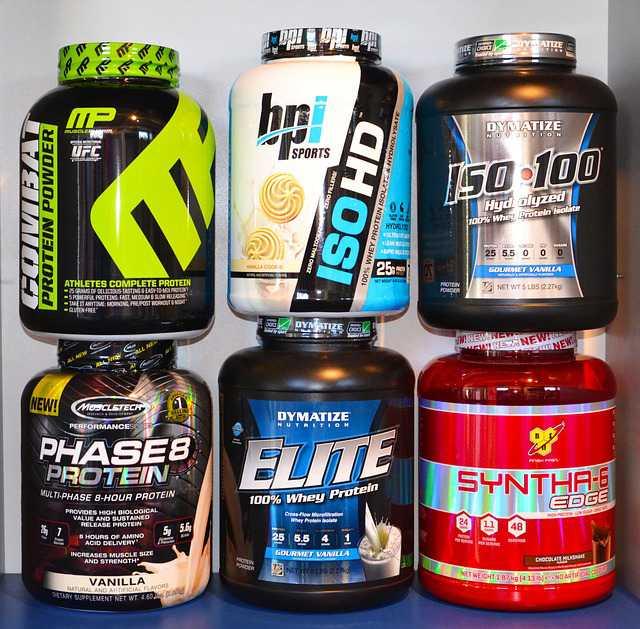 Photo of أفضل 10 مكملات فعالة لتضخيم العضلات